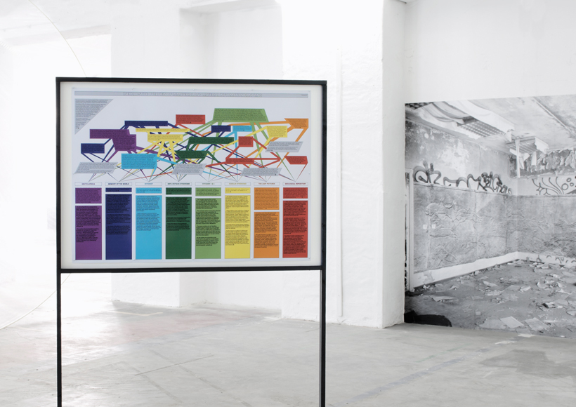 <p>Ausstellungsansicht (v.l.n.r.): Katharina Pabst, Max Stocklosa, Sophie-Therese Trenka-Dalton</p>