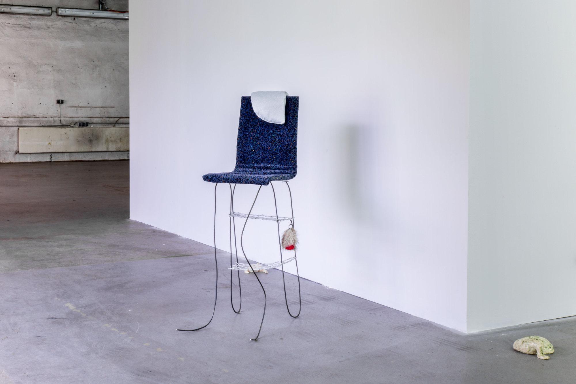 <p>Installation view Nina Wiesnagrotzki</p>